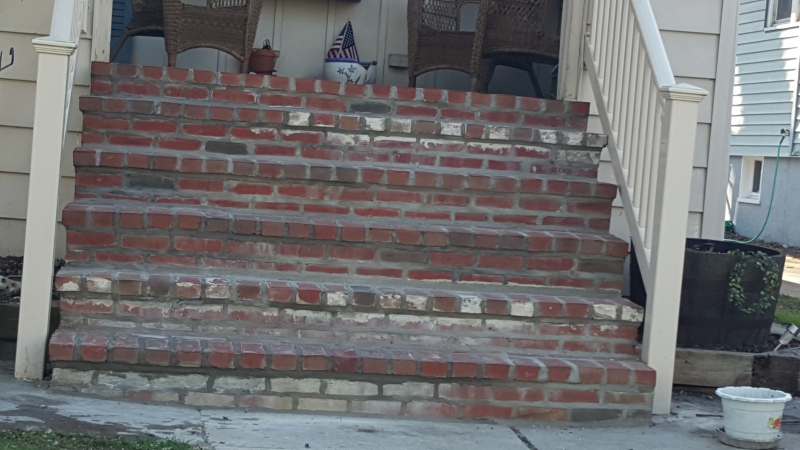 Brick Step Repair Cinnaminson, NJ