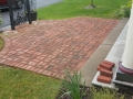 New Brick Patio Pavers