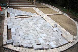 Paver Installation - Patio, Driveway, Walkway